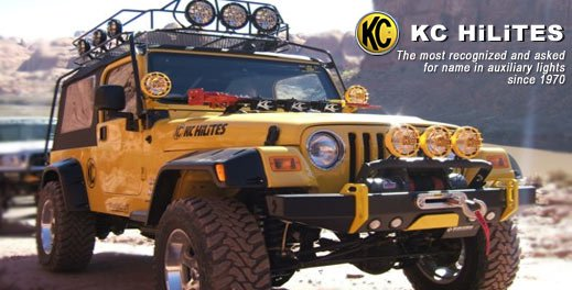 Kc lights leading the way kc lights are bright idea to any truck mozeypictures Image collections