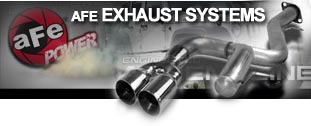 AFE Exhaust Systems