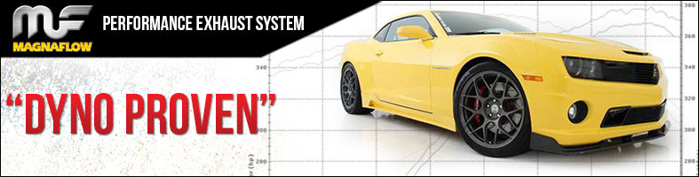 Magnaflow Performance Exhaust System: Dyno Proven Result