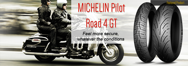 Michelin Pilot Road 4GT