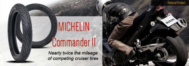 Michelin Commander II