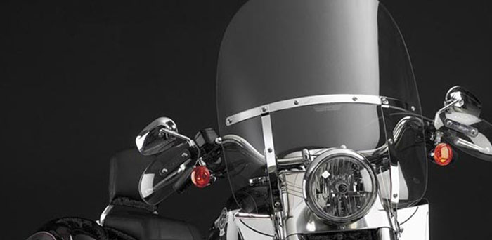 We offer V-Twin Windshields at the lowest prices!