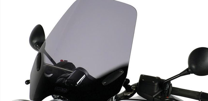 We also have Street Bike Windshields!