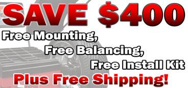 Wheel Nitto Tire Kits Free Mounting Balancing 4wheelonline Com