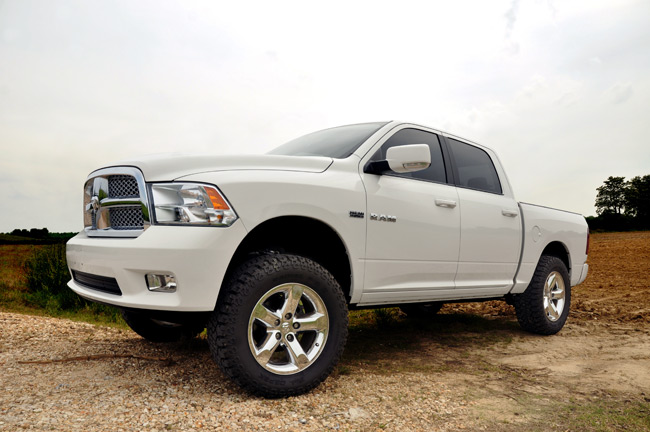 Rancho Adds New Suspension System for Dodge Trucks