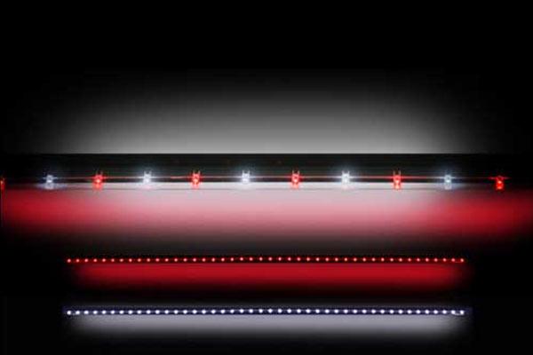 Recon White Lightning Tailgate Light Bars 4wheelonline Com