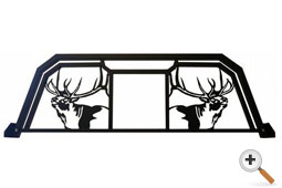 Elk Headache Rack Features