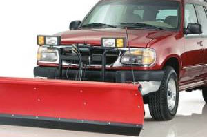 Front Mount Accessories - Snow Plow