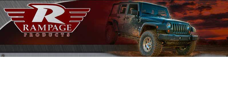 Rampage Jeep Led Tail Lights.
