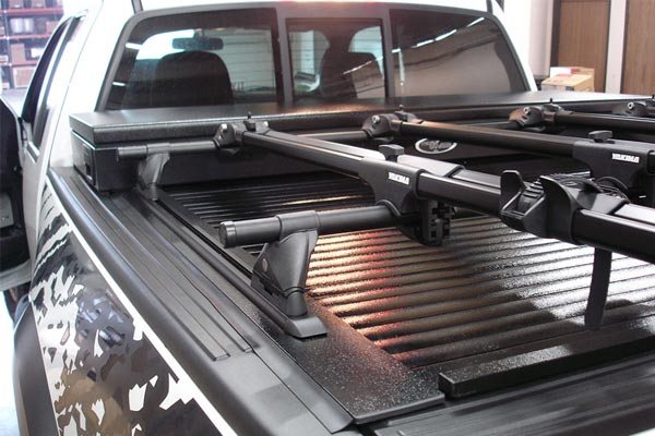 Truck Covers Usa Yakima Tracks And Add On System