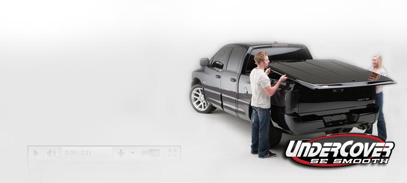 Undercover Se Smooth Ford Tonneau Covers 4wheelonline Com