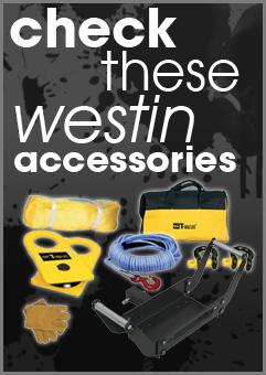 Westin Accessories