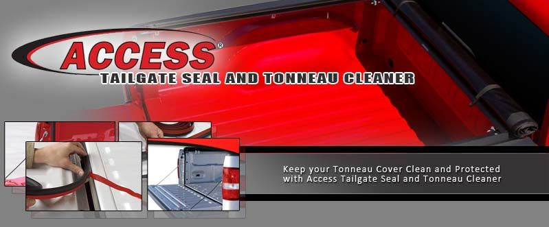 Access Tailgate Seals And Tonneau Cleaner