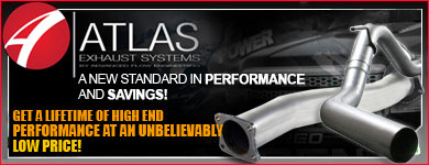 Click Here for AFE ATLAS Exhausts