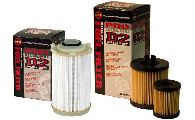 afe fuel filters