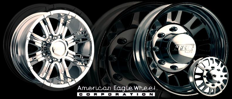 20x9 Eagle Alloy 050 Super Finished Black Mid