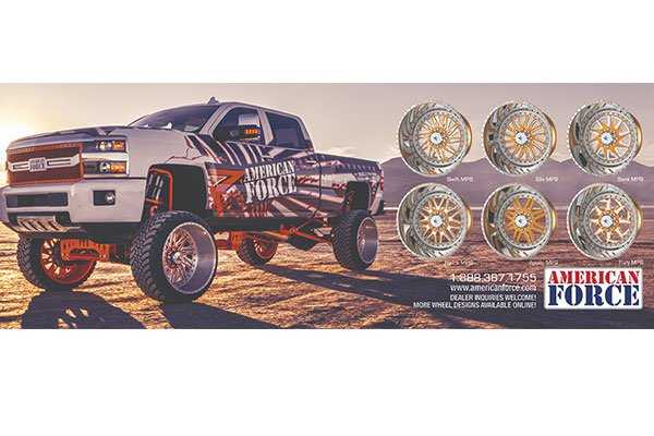 American Force Wheels - FREE SHIPPING