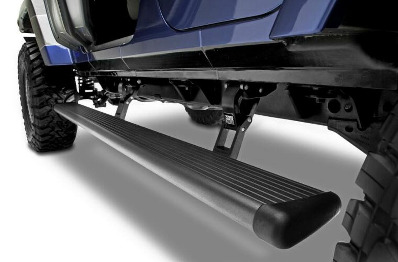 Automatic Running Boards