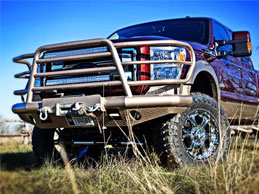 Tough Country Truck Bumpers