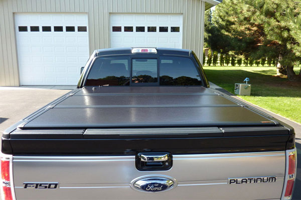 Installing The Extang Encore Tonneau Cover