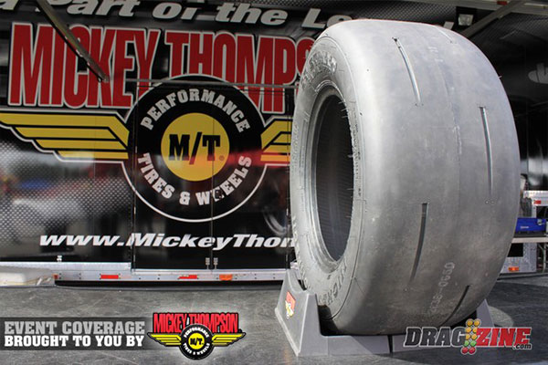 New mickey tires