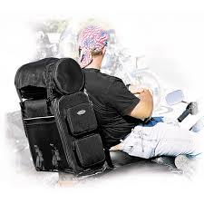 T Bag Motorcycle Luggage Product Showcase