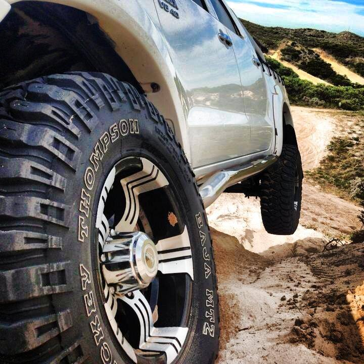 Off Road Mud Tires Four Of The Best Manufacturers 4wheelonline Com