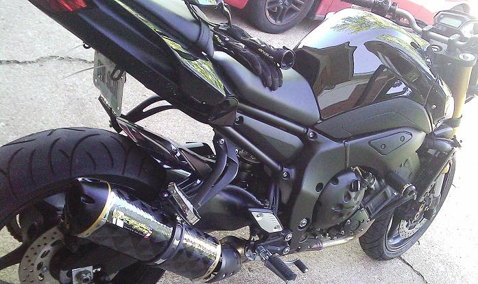 Two brothers exhaust