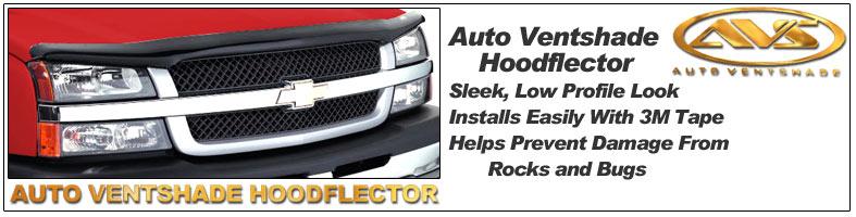Auto Ventshade 21710 Low Profile Hoodflector