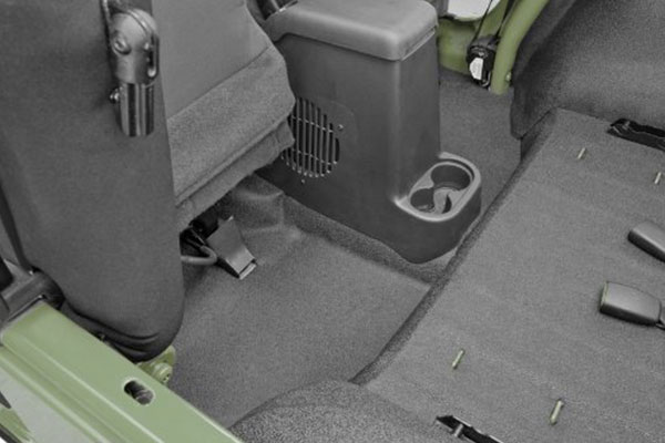 Bedtred Front 4pc Floor Kit Includes Heat Shields For