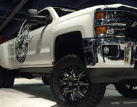 Cali Offroad Wheels Image Gallery 2