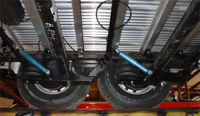 Simple Kinda Off Camber  Lift Kit For A Travel Trailer  Sports Amp Recreation