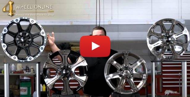Dick Cepek Wheels Video