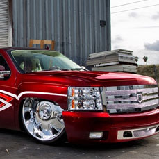 Dub Wheels Bandito Chrome Chevy Silverado