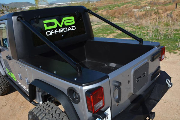 ... DV8 Off Road Truck Conversion JK Wrangler ...