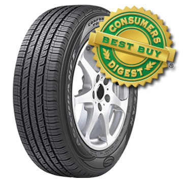 goodyear assurance comfortred touring tires. Black Bedroom Furniture Sets. Home Design Ideas