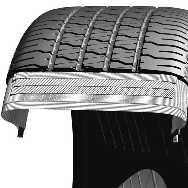 Goodyear eagle gt ii tires 4wheelonlinecom for Goodyear white letter tires for sale