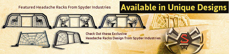 Headache Racks Available in Different Designs
