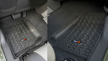 Rugged Ridge Floor Mats F150 Rugged Ridge Floor Mats. Attached Images. Rugged Ridge ...