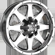 Mayhem Tank 8040 Chrome Wheels | 4WheelOnline.com