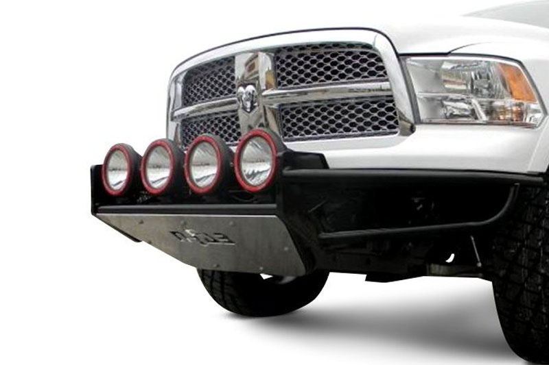 N-FAB Full Replacement R.S.P. Front Bumper   4WheelOnline.com