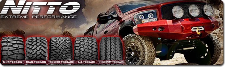 nitto off road performance tires, nitto grappler tires, find all the info here on nitto grappler off road tires