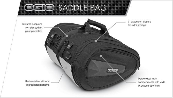 Ogio Stealth Saddle Bag Duffle 4wheelonline Com