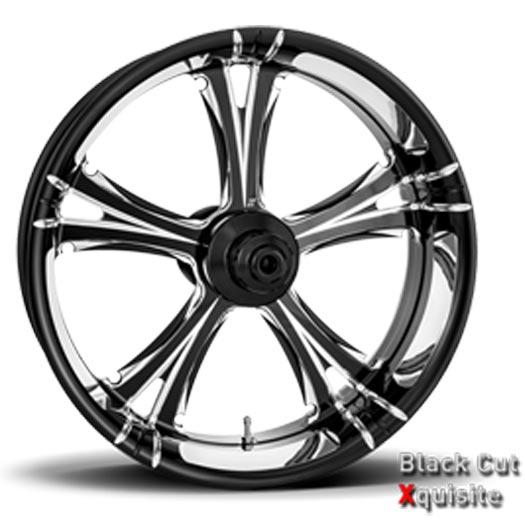Buy Tires Online >> Xtreme Machine Wheels Fierce Black | 4WheelOnline.com