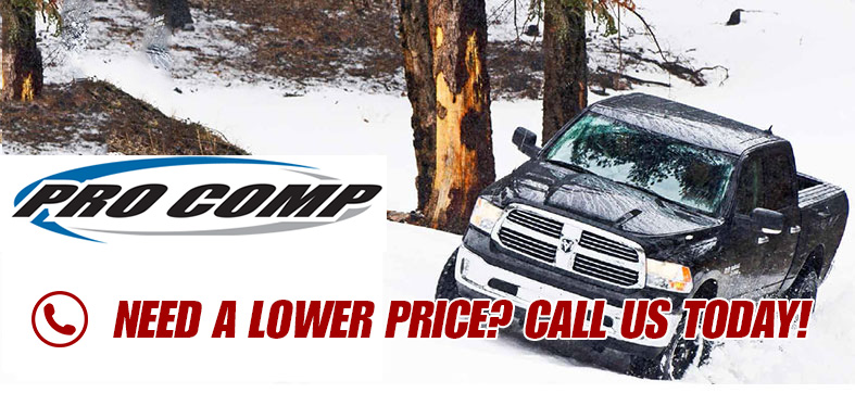 Pro Comp Suspension Lowest Price!