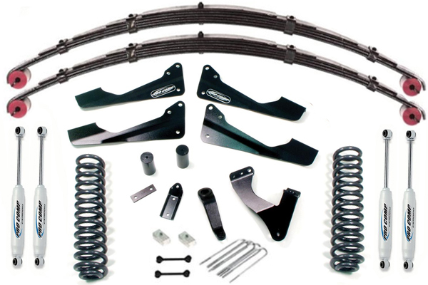 Pro Comp Ford F250/F350 8 Inch Stage II Lift Kits