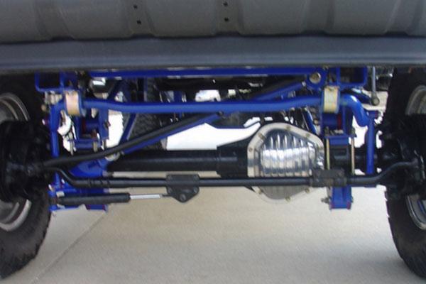 Kelderman Ford 4-Link Air Suspension 9-10 inch Lift Kits