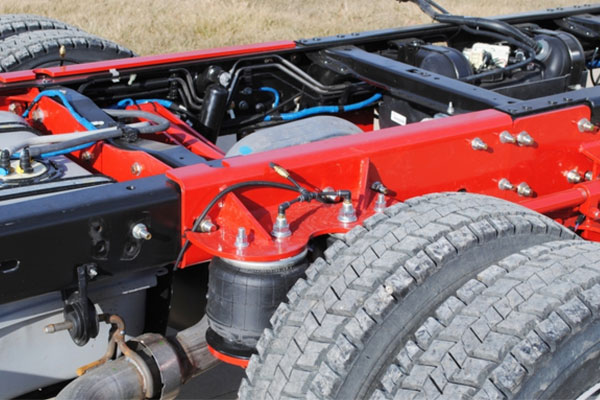 Kelderman Ford 2-Stage Air Suspension Lift Kits | 4WheelOnline com