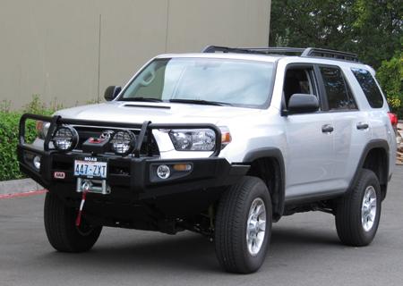 Arb Toyota Deluxe Amp Sahara Bumpers 4wheelonline Com