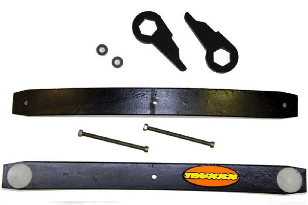Truxxx Leveling, Chevy/GMC Truxxx Leveling Kits